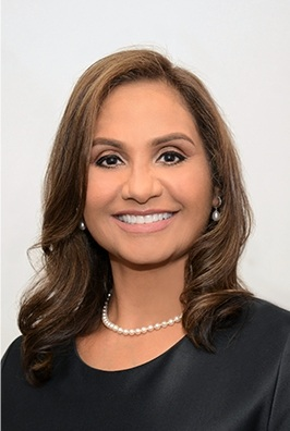 Headshot of Khalida Stutman, DDS
