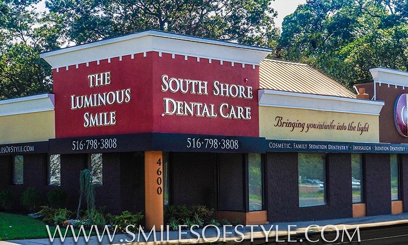Outside view of South Shore Dental Care